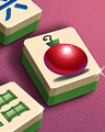 Decorative Tiles Badge - Mahjong Escape