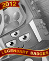 Seein' Triple Badge - MONOPOLY