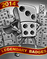 Dynamic Domino Badge - Canasta