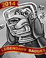 Honey Bandit Badge - BOGGLE Bash