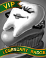 Tooth Spa Badge - Sweet Tooth 2
