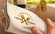Gastronome Badge - Grub Crawl