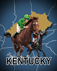 Kentucky Badge - Pogo™ Sudoku