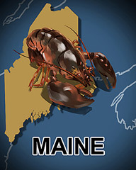 Maine Badge - Pogo™ Sudoku