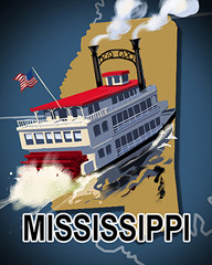 Mississippi Badge - World Class Solitaire HD