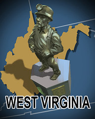 West Virginia Badge - StoryQuest