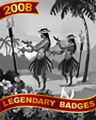 Hawaiian Hideaway Badge - Trizzle