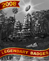 Lost Temple Badge - Who Has The Biggest Brain