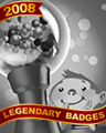 Gumball Go-Getter Badge - Payday FreeCell