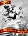 Bouncy Beats Badges - Tri-Peaks Solitaire HD