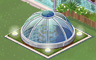 Dome Skylight Badge - Solitaire Gardens