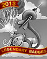 Sky-High Monkeyshine Badge - CLUE Secrets & Spies