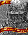 Rained Out Badge - Bejeweled 3
