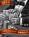 One Heavy Hand Badge - Bloons2