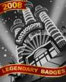 Bright Lights Badge - Sherlock Holmes
