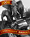 Mammoth Safari Badge - Trizzle