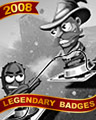 Tug O' War Badge - Zuma's Revenge