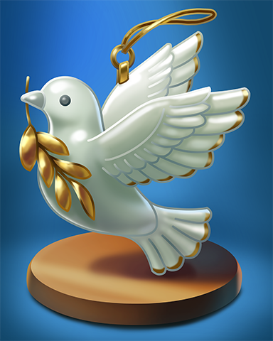 Dove Badge - Cookie Connect