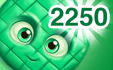 Green Cookie 2250 Badge - Cookie Connect