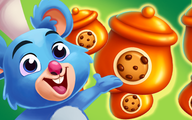 Cookie Twins 500 Badge - Cookie Connect