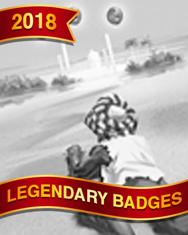 Desert Crawl Badge - Pogo Bowl