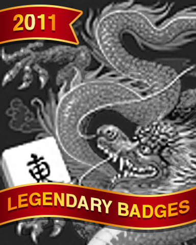Dragon Dawn Badge - Mahjong Escape