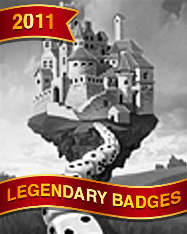 Dicey Foundation Badge - Big City Adventure