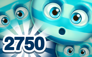 Blue Cookie 2750 Badge - Cookie Connect