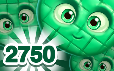 Green Cookie 2750 Badge - Cookie Connect