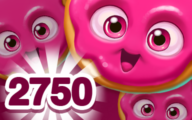Red Cookie 2750 Badge - Cookie Connect