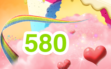 Level 580 Badge - Cookie Connect