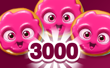 Red Cookie 3000 Badge - Cookie Connect