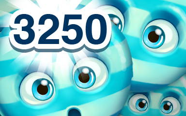 Blue Cookie 3250 Badge - Cookie Connect