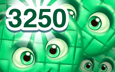 Green Cookie 3250 Badge - Cookie Connect