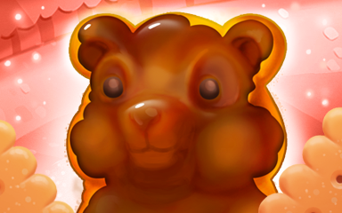 Gummary Bear 35 Badge - Cookie Connect