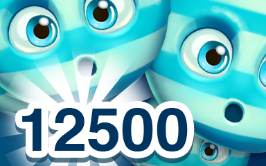 Blue Cookie 12500 Badge - Cookie Connect
