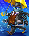 Master of Suits Badge Rainy Day Spider Solitaire Apr 15, 2013