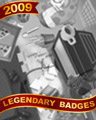 Scattered Clues Badge - CLUE Secrets & Spies
