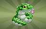 Snake Badge - Poppit! Bingo