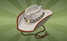 Cowboy Hat Badge - Poppit! Bingo