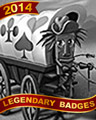 Heading West Badge - Jungle Gin