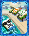 Pool Escape Easy Badge - Mahjong Escape