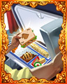 Sandwich Ace Hard Badge - First Class Solitaire HD
