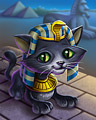 Cairo Kitty Badge - Phlinx II