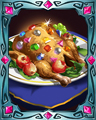 Fit For A King Medium Badge - Bejeweled 3