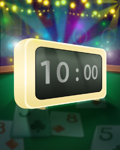 No Time To Waste Badge - Pogo Addiction Solitaire HD