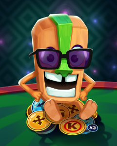 Purist Badge - Pogo Addiction Solitaire HD