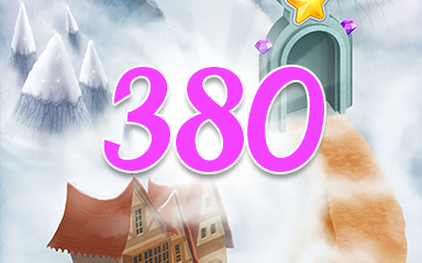 Level 380 Badge - Jewel Academy