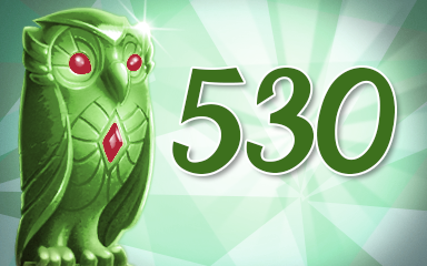 Owls 530 Badge - Jewel Academy