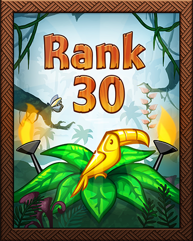 Jungle Gifted Badge - Jungle Gin HD